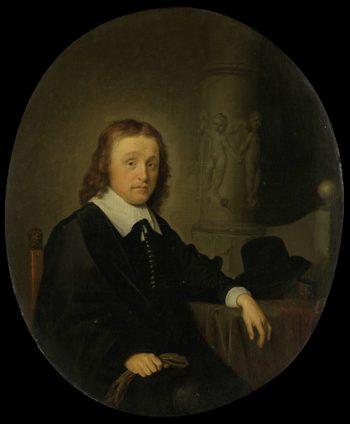 Wittert Johan van der Aa (1604-70). 1646 | Gerard Dou | oil painting