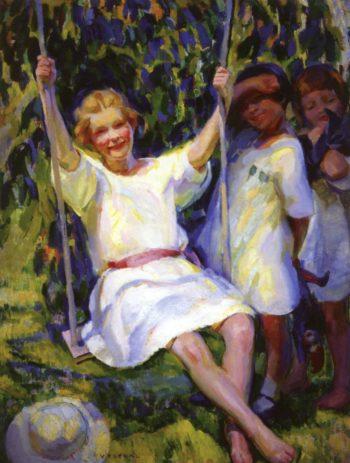 Joy | Edouard Vysekal | oil painting