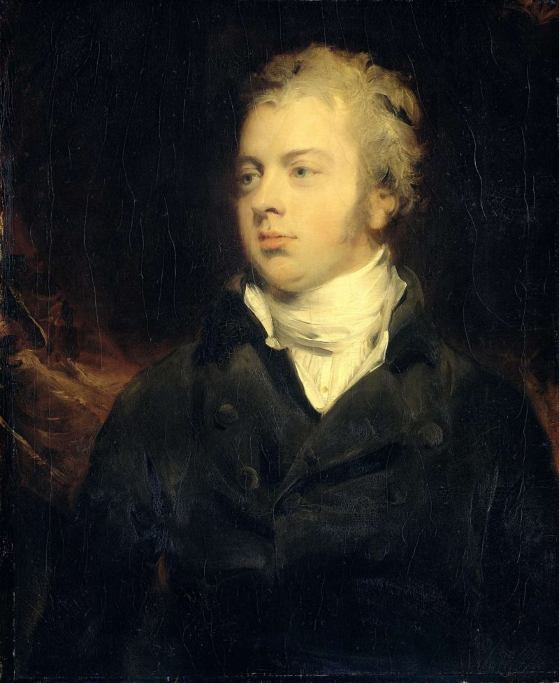 Willem Ferdinand Mogge Muilman (1778-1849). President of the Dutch Bank. 1800   Thomas Lawrence   oil painting