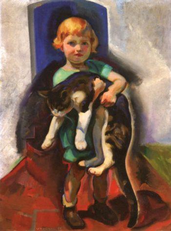 Margaret Jean Hastings | Edouard Vysekal | oil painting