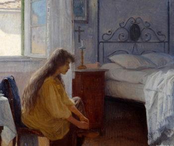 Interior | Elin Kleopatra Danielson Gambogi | oil painting