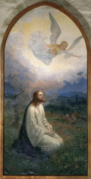 Kimito church altarpiece | Elin Kleopatra Danielson Gambogi | oil painting