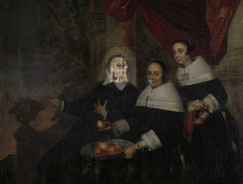 Family Portrait. 1650 - 1659 | Jacob Fransz. van der Merck | oil painting