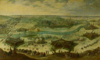 A siege of a city