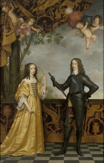 Portrait of William II (1626-50)