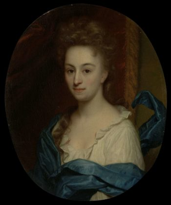 Josina Clara Citters (1671-1753). Daughter of Josina Parduyn. 1699 - 1706 | Godfried Schalcken | oil painting