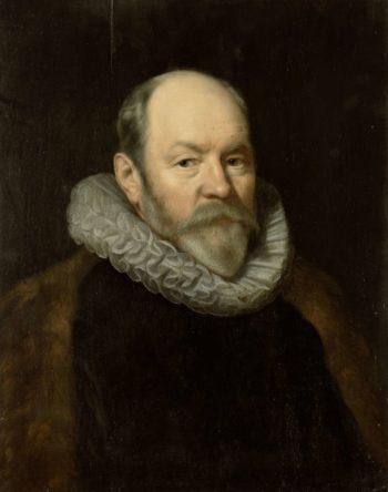 Portrait of Paul Cornelisz van Beresteyn (1548-1625). in or after 1617 | Michiel Jansz. van Mierevelt | oil painting