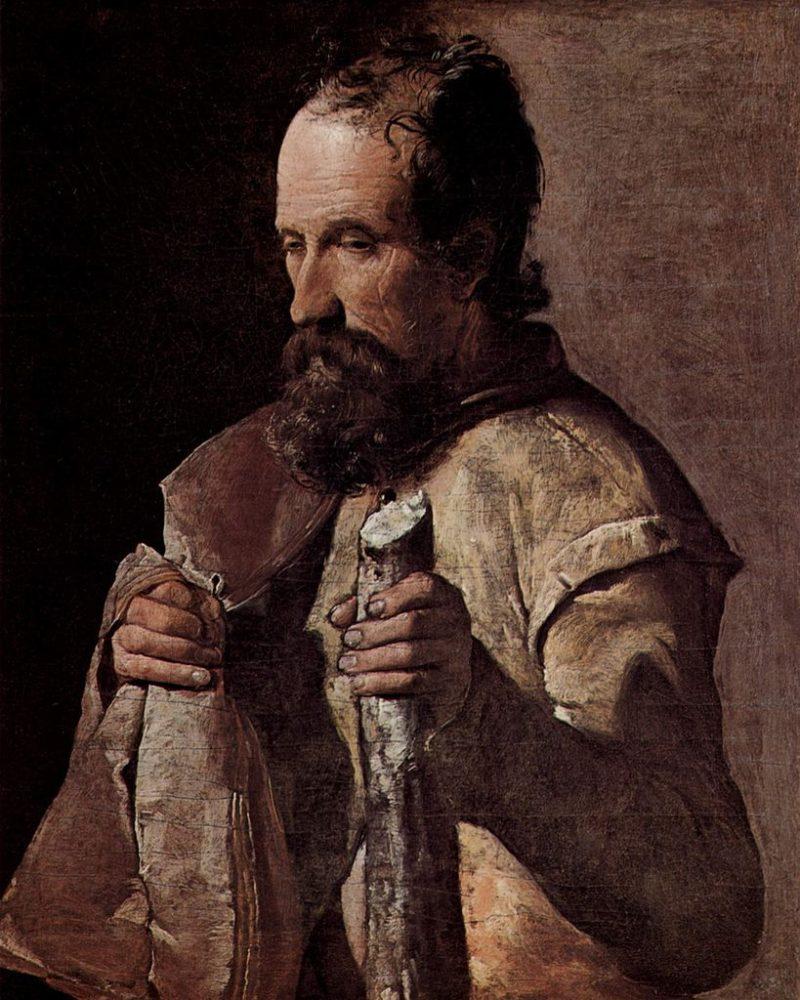 Saint Jacob the Jew | Georges de la Tour | oil painting