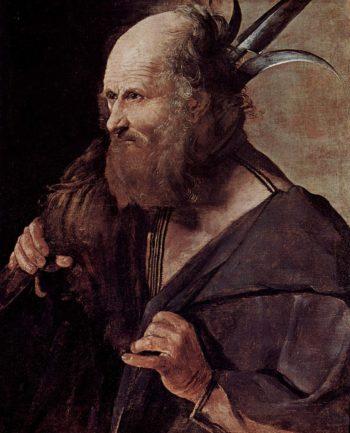 Saint Jude Thaddius | Georges de la Tour | oil painting