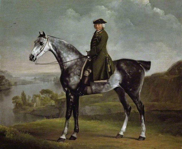 Joseph Smythe Esquire | George Stubbs | oil painting