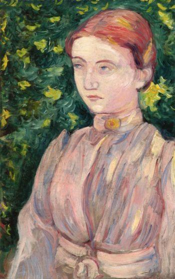 Madeleine Bernard | Emile Bernard | oil painting