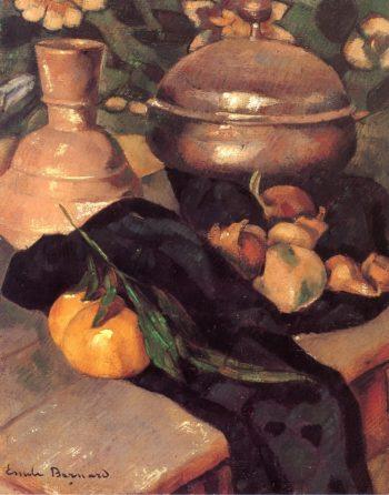 Still Life I | Emile Bernard | oil painting