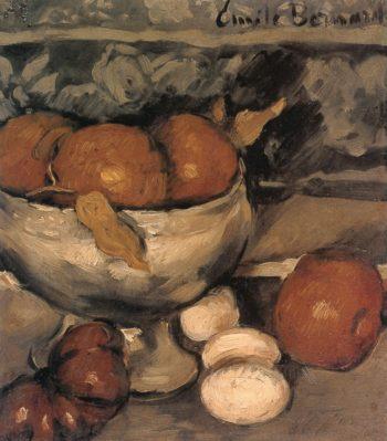 Still Life | Emile Bernard | oil painting