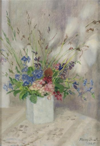 Bouquet of Flowers | Fanny Brate | oil painting