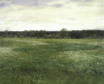 A Meadow in May Time   Frantisek Kavan   oil painting