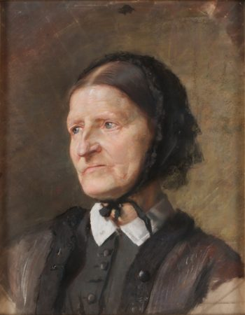 Margret | Hanna Hirsch Pauli | oil painting