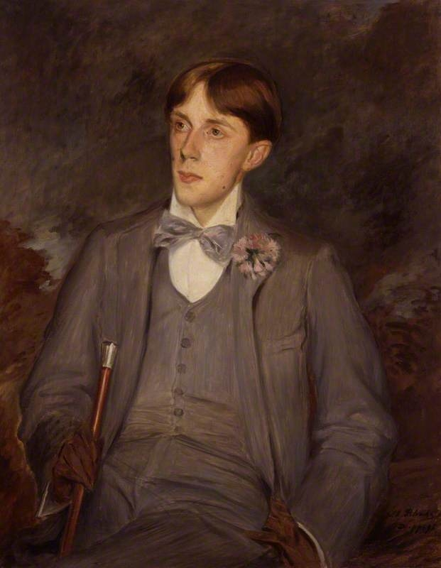 Aubrey Beardsley | Jacques Emile Blanche | oil painting