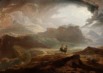 Macbeth | John Martin | oil painting