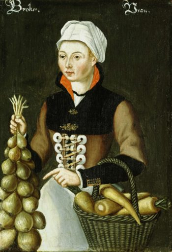 Woman Pants. 1550 - 1574 | Anonymous | oil painting