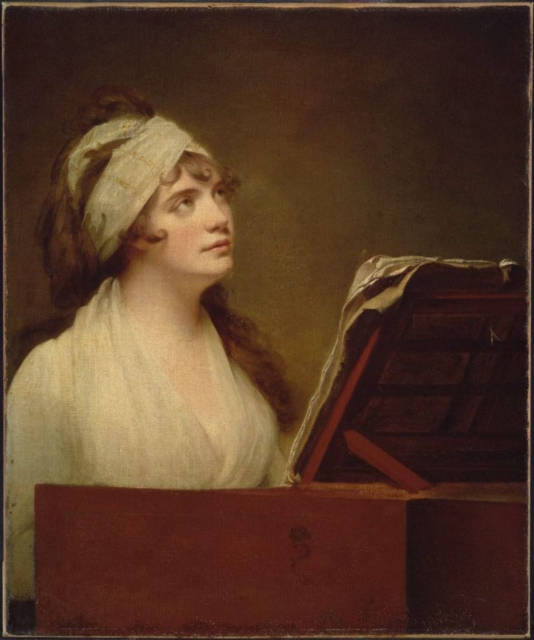 Mrs Francis Boot | Joseph Wright of Derby | oil painting