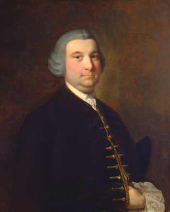 Portrait of a Gentleman 1 | Joseph Wright of Derby | oil painting