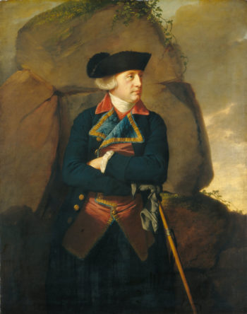 Portrait of a Gentleman | Joseph Wright of Derby | oil painting