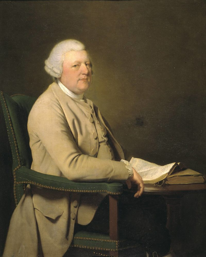 Richard Cheslyn | Joseph Wright of Derby | oil painting