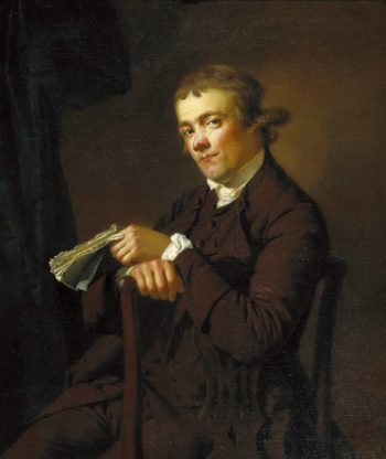 Thomas Staniforth of Darnall | Joseph Wright of Derby | oil painting