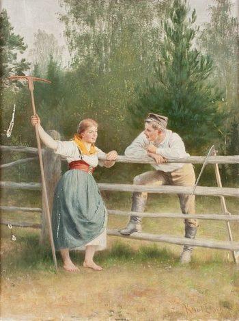 Untitled | Knut Ekwall | oil painting