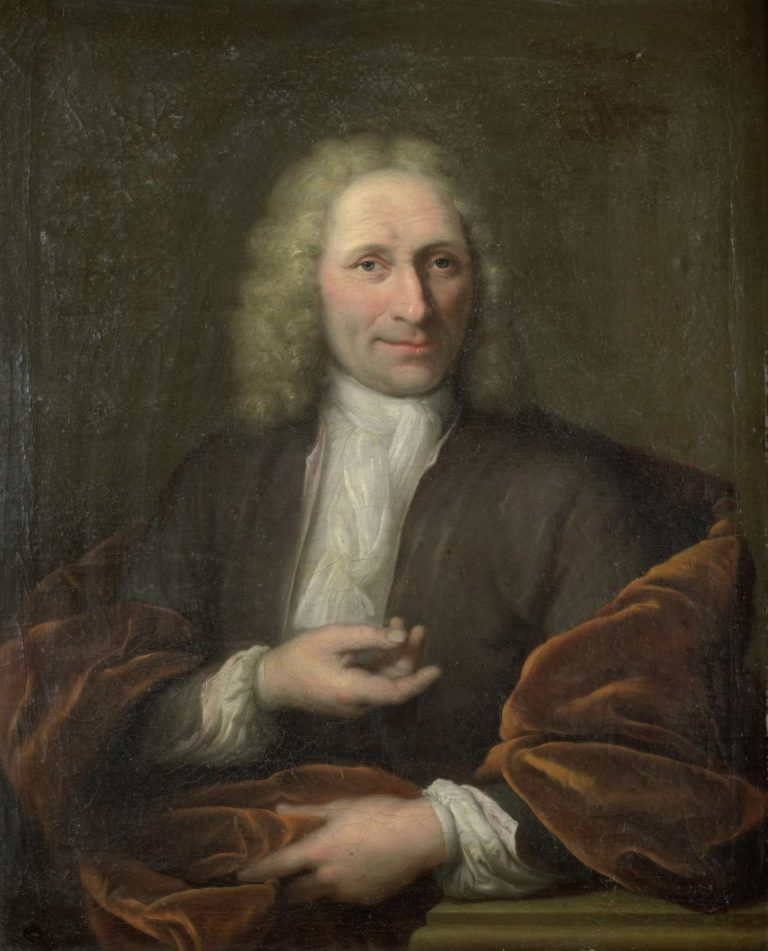 Portrait of a man. 1690 - 1750 | Arnold Boonen | oil painting