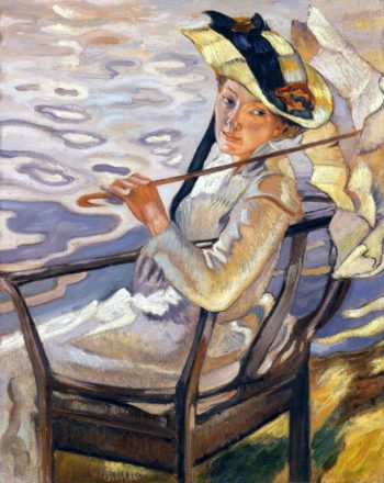 In the Light of the Sun | Leo Putz | oil painting