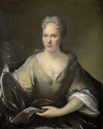 Portrait of a woman.. 1690 - 1750 | Arnold Boonen | oil painting