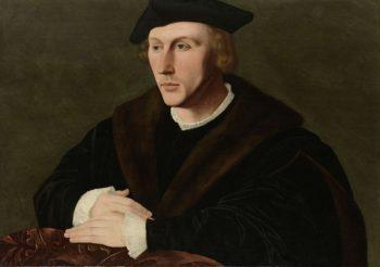 Portrait of Joris van Egmond. ca. 1535 - ca. 1540 | Jan van Scorel | oil painting