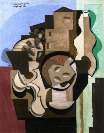 Hyeres I | Louis Marcoussis | oil painting