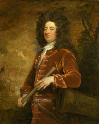 Admiral Sir John Jennings | Sir Godfrey Kneller | oil painting