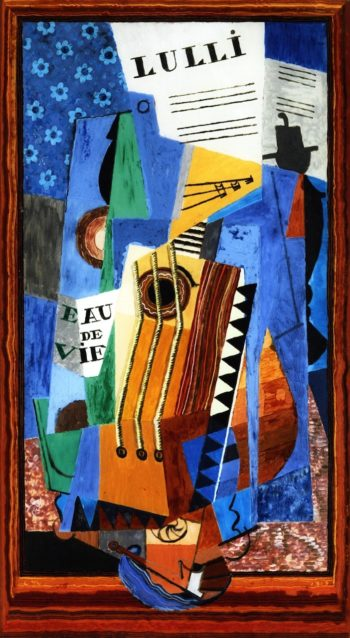 Lulli | Louis Marcoussis | oil painting