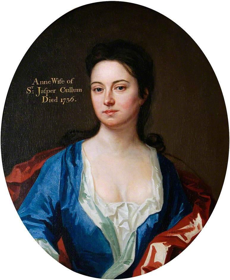 Anne Lady Cullum | Sir Godfrey Kneller | oil painting