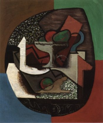 Nimes I | Louis Marcoussis | oil painting