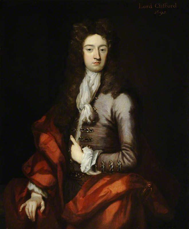 Charles Boyle | Sir Godfrey Kneller | oil painting