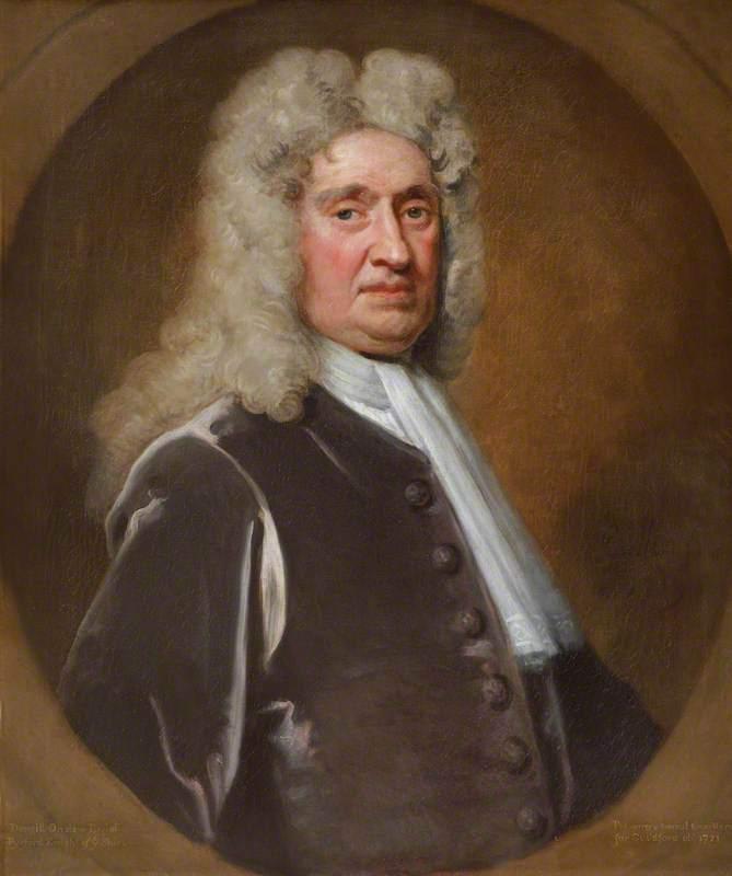 Denzil Onslow of Pyrford | Sir Godfrey Kneller | oil painting