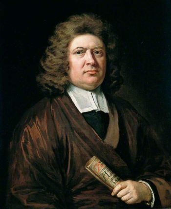 Doctor Thomas Gale | Sir Godfrey Kneller | oil painting