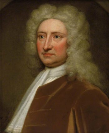 Edmond Halley Astronomer Royal | Sir Godfrey Kneller | oil painting