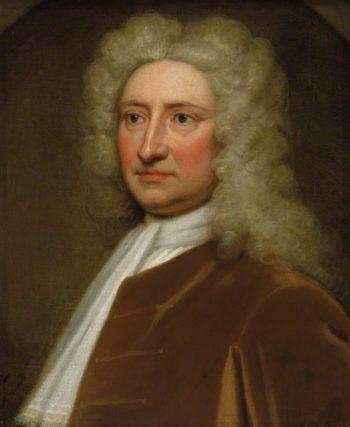 Edmond Halley Astronomer Royal | Sir Godfrey Kneller | oil painting