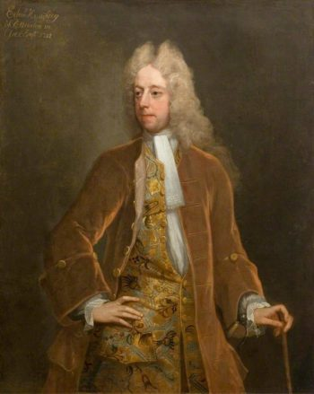 Edmund Humfrey of Rettendon | Sir Godfrey Kneller | oil painting