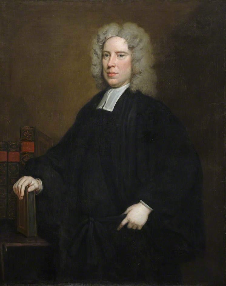 Edward Tenison | Sir Godfrey Kneller | oil painting
