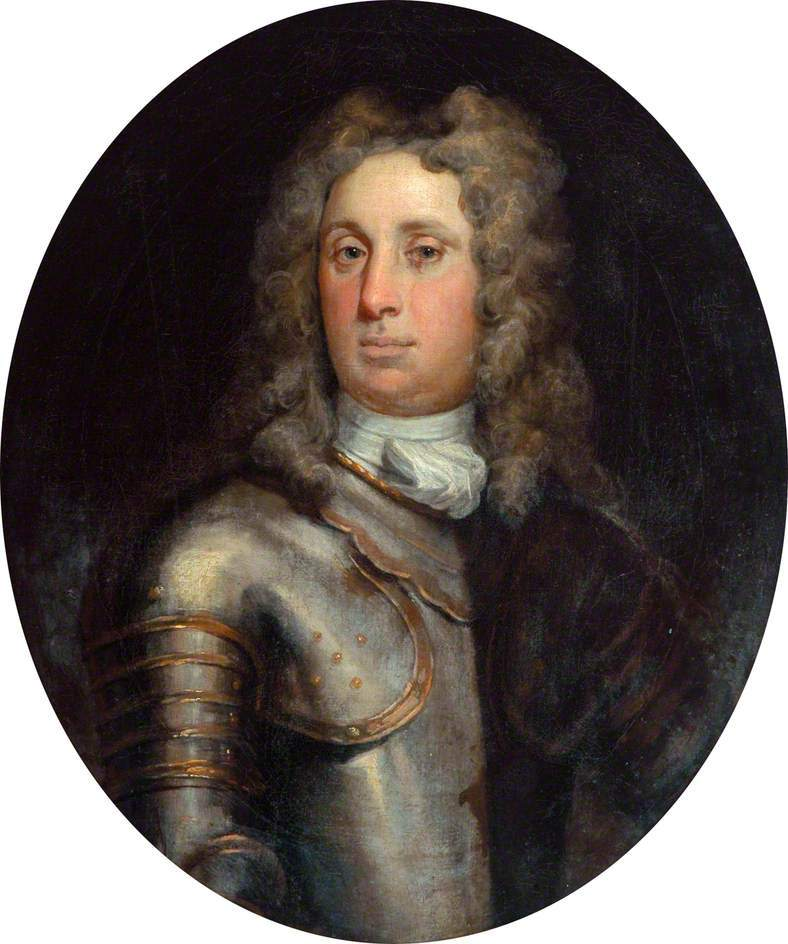 General Peregrine Lascelles | Sir Godfrey Kneller | oil painting