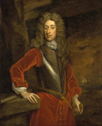 George Byng 1st Viscount Torrington | Sir Godfrey Kneller | oil painting