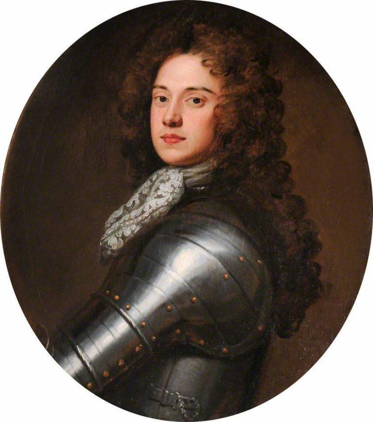 Henry Herbert 4th Lord Herbert of Chirbury | Sir Godfrey Kneller | oil painting