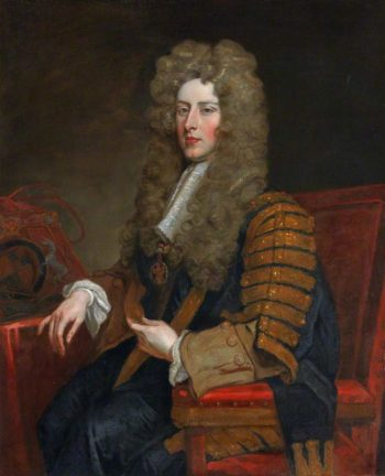 James Ogilvie Viscount Seafield | Sir Godfrey Kneller | oil painting