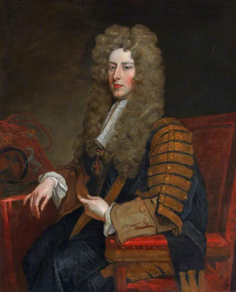 James Ogilvie Viscount Seafield | Sir Godfrey Kneller | oil painting